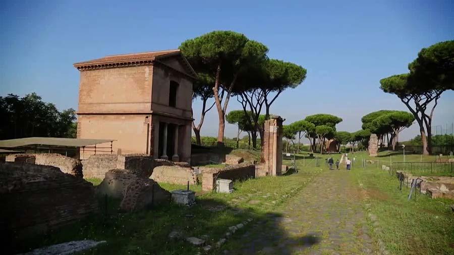 Parco archeologico di via Latina